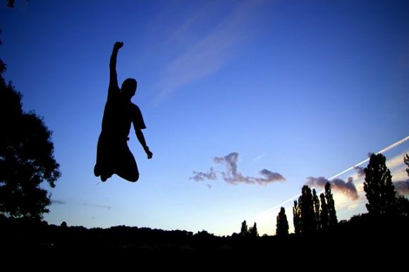 自由 ジャンプ