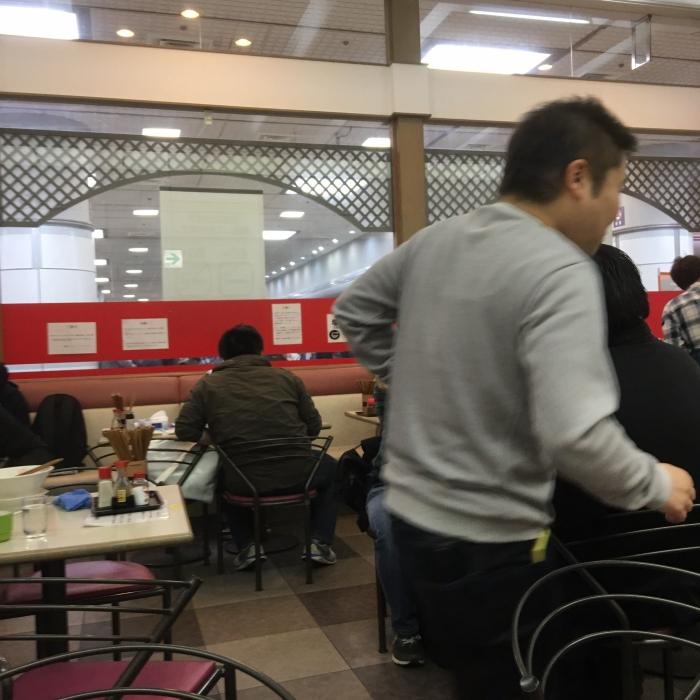 中山競馬場 レストラン