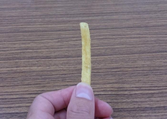 フライドポテト欧風カレー味長いやつ