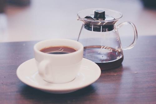カフェインを摂る コーヒーがオススメ