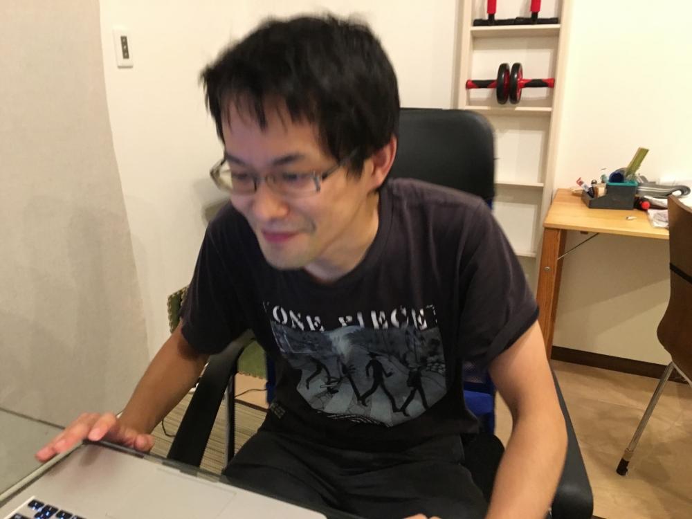 松田チェック中