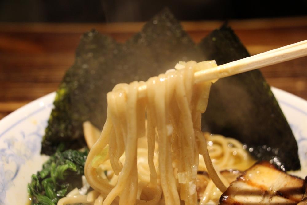 特製ラーメン麺