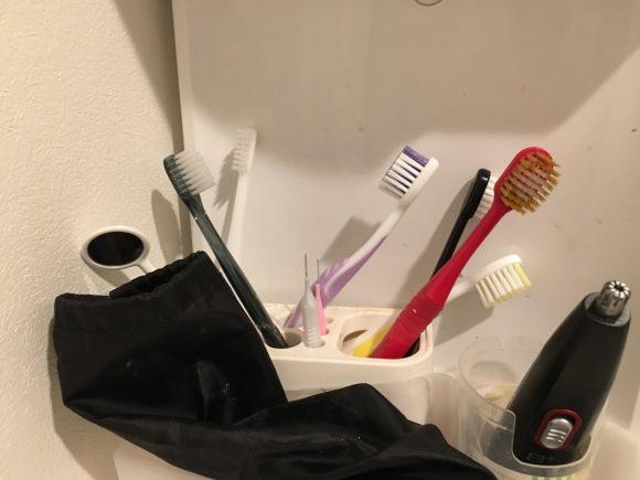 謎に多い歯ブラシ