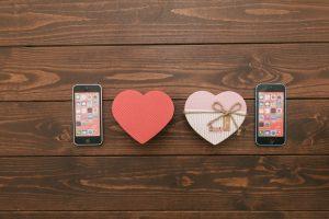 artphone-heart