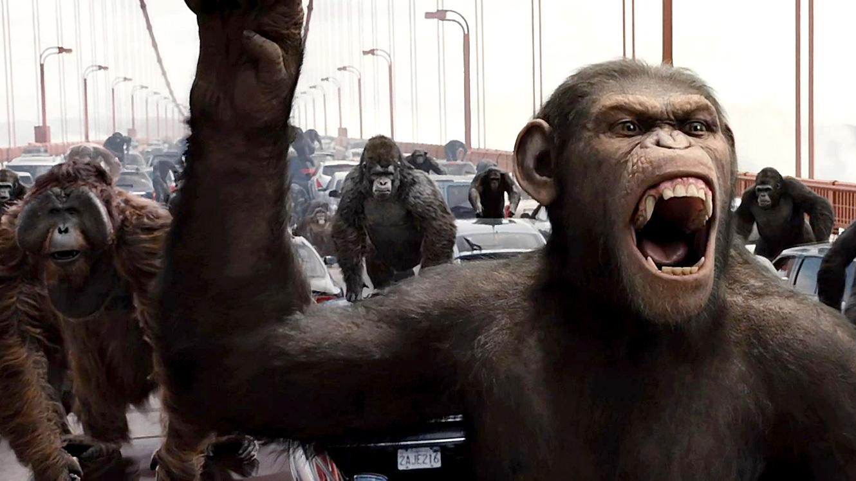 「猿の惑星:創世記(ジェネシス)