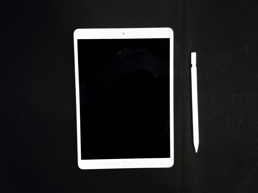 iPad買いました