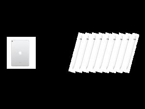 iPad PRO10インチ64GBとApple Pencil7本分とだいたい同じ価格