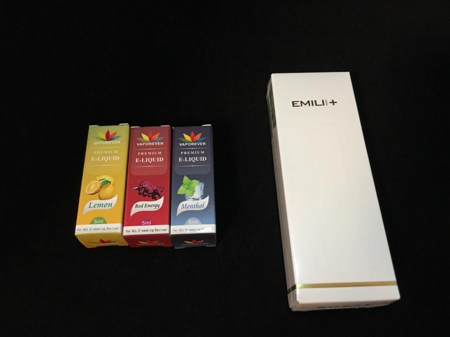 電子タバコ EMILI+セット