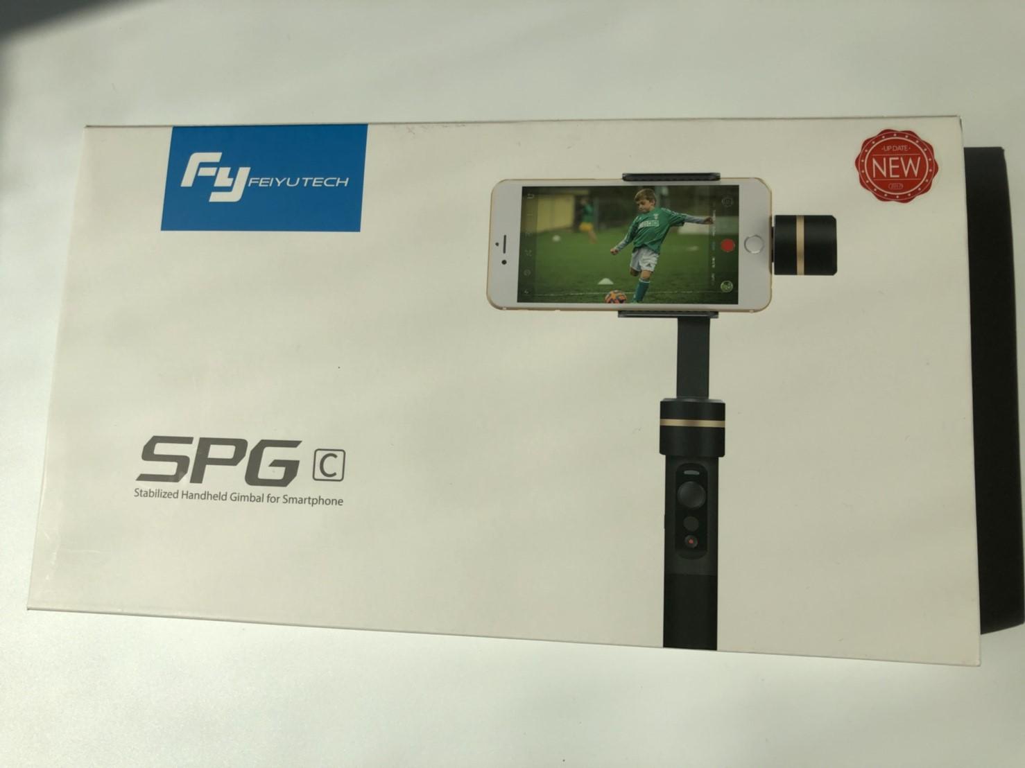 SPGのパッケージ