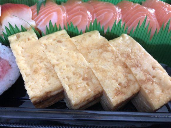 コストコ寿司 卵