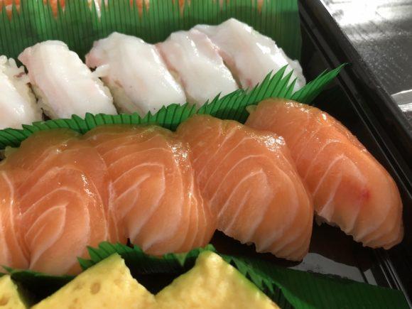 コストコ寿司 サーモン