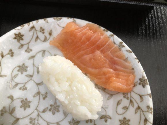 コストコ寿司 わさびなし