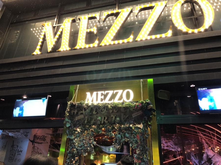 ウォーミングアップBAR MEZZO