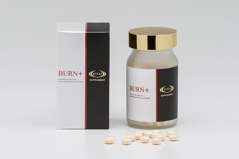 ライザップサプリ BURN+