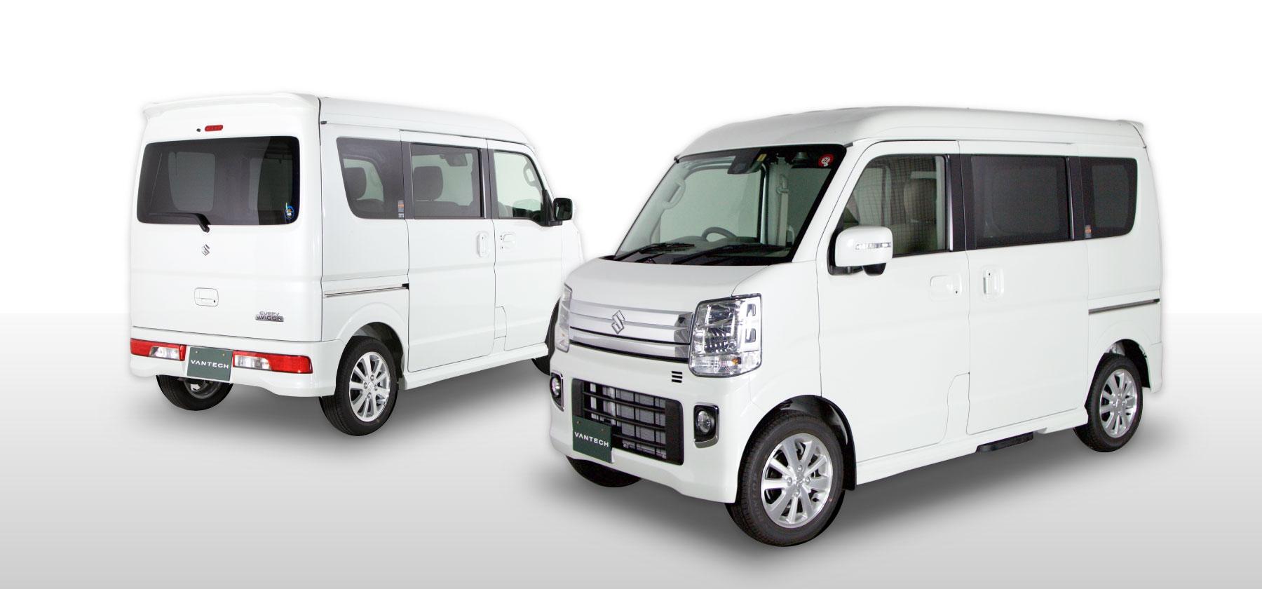 軽キャンピングカー ルネッタ