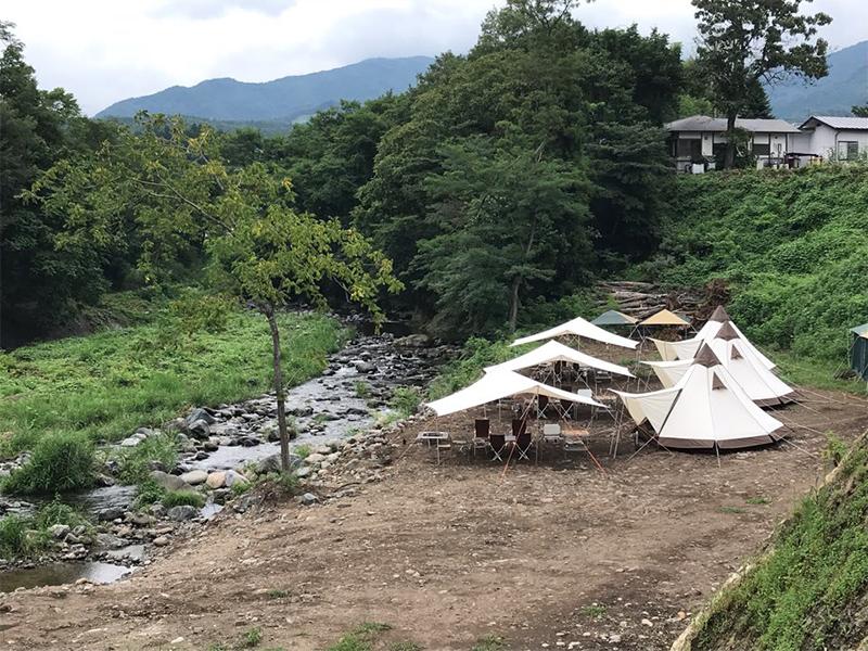 Akari かわば田園キャンプ場
