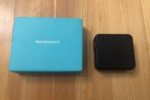 RAVPower モバイルバッテリー 充電器 6700mAh