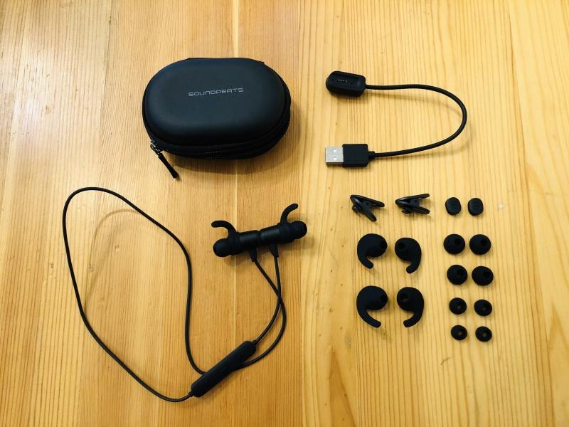 Q35+ ワイヤレスイヤホン